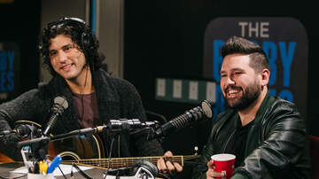 Bobby Bones - Dan + Shay Perform Raging Idiots Parody of 'Tequila' Called 'Chipotle'