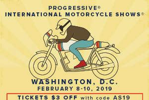 Contest Rules - Win International Motorcycle Show DC Tickets - DC101