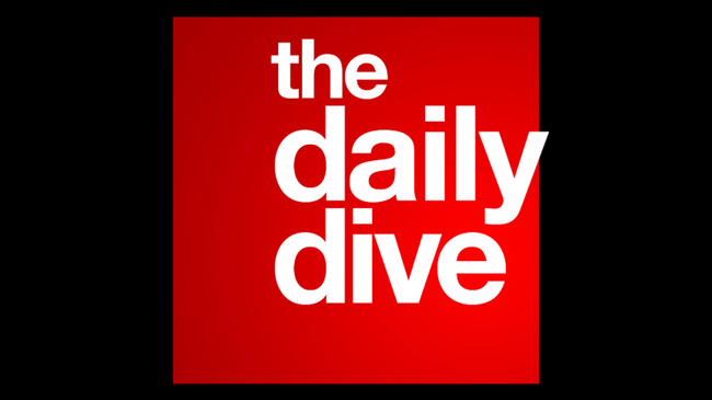 The Daily Dive podcast