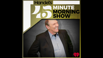 KFI Squadcasts Blog - Handel's 45-Minute Morning Show