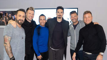 "Ryan Seacrest - Backstreet Boys Tease Super Bowl Spot, Explain Meaning Behind ""DNA"" Album"