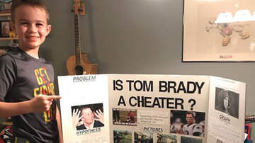 Sports Top Stories - Ten-Year-Old Wins Science Fair By Proving Tom Brady Cheated