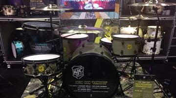 Mike Jones - Introducing The Josh Dun Bandito Drum Kit