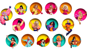 iHeartPride - Meet The New Queens Of 'RuPaul's Drag Race' Season 11