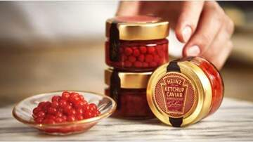 Ditch - Heinz Releases A Ketchup Caviar For Valentines Day!