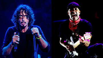 Gerry Martire Blog - Tom Morello Was 'Terrified' in First Meeting With Chris Cornell