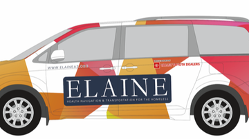 Marty Manning - New service called Elaine .. helps homeless get medical services