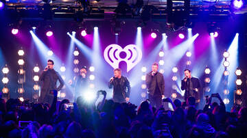 iHeartRadio Live - Backstreet Boys Celebrate 'DNA' During Epic Album Release Party