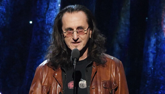 Geddy Lee Tells His Family's Holocaust Story