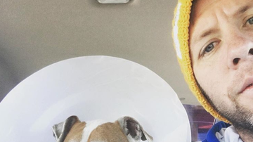Bobby Bones - Lunchbox's Dog is Doing Great with Recovery After Surgery