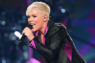 Pink Is Getting Her Star On The Hollywood Walk Of Fame