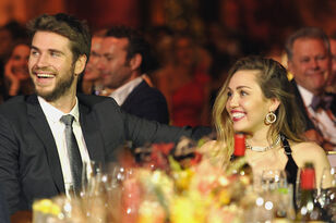 Liam Hemsworth 'Feels So Lucky' To Have Miley Cyrus As His Wife