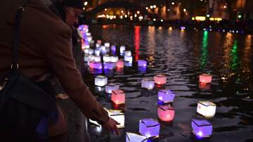 Temple - The Water Lantern Festival Is Coming To Nashville