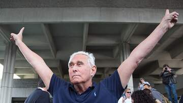 image for Roger Stone To Be Sentenced For Witness Tampering & Lying To Congress