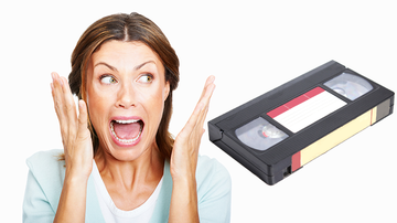 Weird News - Teen Traumatized After Watching Old Videotape She Found In Parent's Room