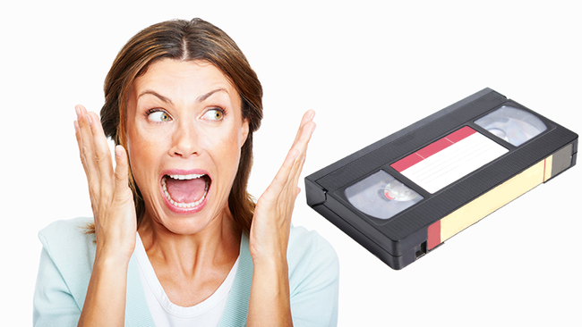 Teen Traumatized After Watching Old Videotape She Found In Parent's Room
