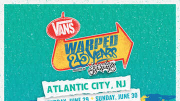 None - The Vans Warped Tour's 25th Anniversary @AC!