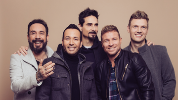 Cubby And Carolina In The Morning - Backstreet Boys Explain Why It's Been 6 Years Since Their Last Album