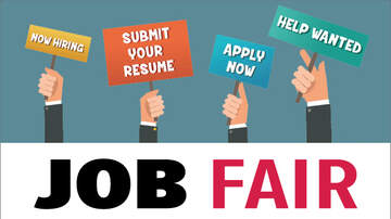 None - iHeartRadio Job Fair