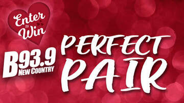 ICYMI News - Our B93.9 Perfect Pair Contest Winner!