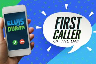 First Caller of the Day: Valorie's Has a Grandpuppy -- April 29th, 2019