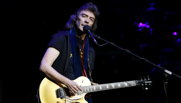 Steve Hackett Announces 'Selling England by the Pound' U.S. Tour