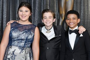 'This Is Us' Star Sold Girl Scout Cookies At The SAG Awards