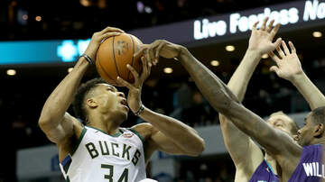 Bucks - Giannis Antetokounmpo is Eastern Conference Player of the Week for 5th Time