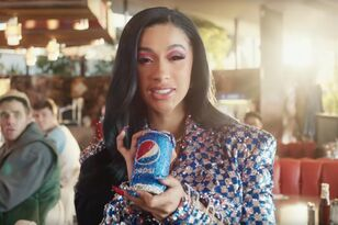Pepsi's Super Bowl Commercial With Cardi B, Lil Jon & Steve Carrell Is Here