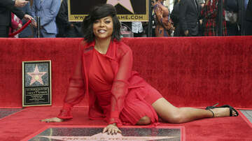 DJ DC - Taraji P Henson Receiving Her Star On The Hollywood Walk Of Fame!!!