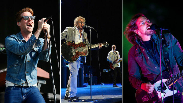 The Who Recruit Eddie Vedder and Kaiser Chiefs For Symphonic London Show