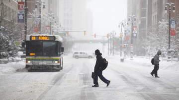 Dr Darrius - Detroit Braces For 2-Day Sub Zero Weather Forecast