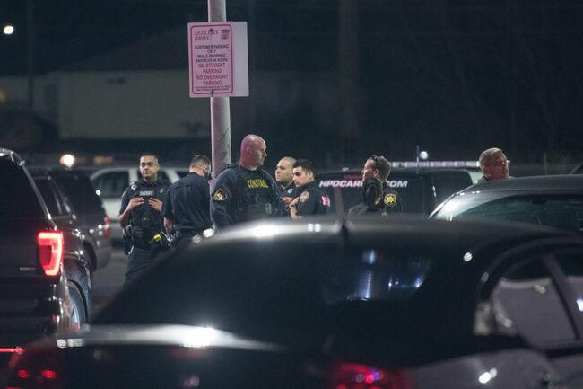 Houston shootings