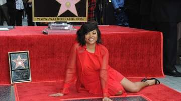 Ellen K - Taraji's Huge Honor On The Hollywood Walk of Fame & Her Touching Speech