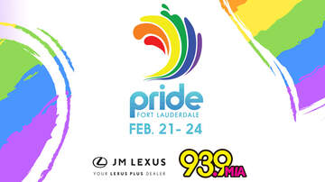 None - Pride Ft. Lauderdale with 939 MIA!