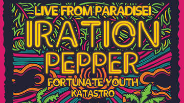 None - IRATION in Raleigh and Charlotte 2019