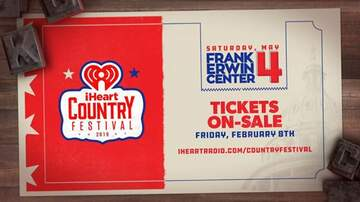 iHeartCountry Festival - The Stars Of Country Music Come Together For Our iHeartCountry Festival!