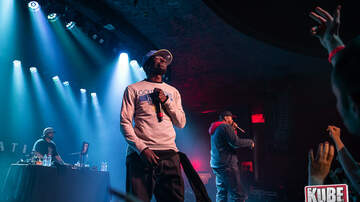 Photos - Andre Nickatina at The Showbox with Cool Nuts, J. Lately, and Speaker Child
