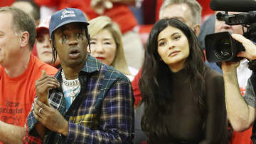 None - Is Travis Scott Proposing to Kylie Jenner at the Super Bowl?