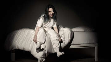 Trending - Billie Eilish Drew Album Art Inspiration From This Cult Horror Film