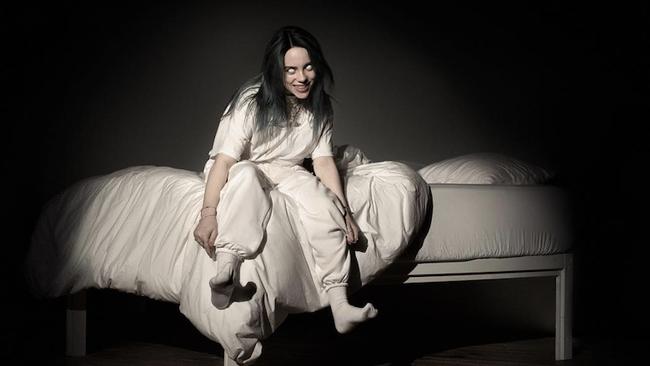 Billie Eilish Drew Album Art Inspiration From This Cult Horror Film