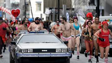 Local News - NYC's 2019 Cupid Undie Run For Neurofibromatosis