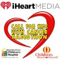 Mark Pitz - Call for Kids With Cancer Radiothon THIS Thursday & Friday with iHeartRadio