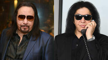 Jim Kerr Rock & Roll Morning Show - Ace Frehley Accuses A--hole Gene Simmons of Groping His Wife