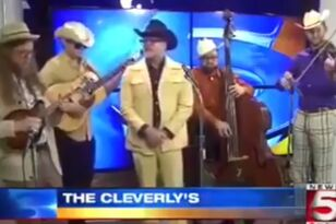 "Country Band Covers ""Low"" by Flo Rida Live on the News"