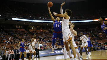 None - Texas beats Kansas 73-63