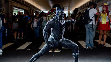 MiKeith - FREE tickets to see Black Panther to celebrate Black History Month