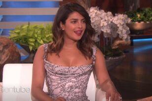 Priyanka Chopra Gushes On Marriage & 'Sweet' Husband Nick Jonas On 'Ellen'