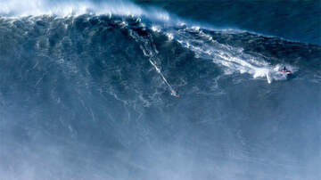 Monsters - NEW WORLD RECORD SURFING BIG WAVES