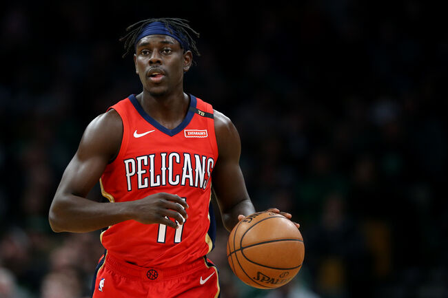 Pelicans Jrue Holiday Getty Images